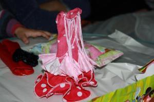 Vestido de flamenca Barbie